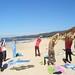 Yoga class Half Moon Bay