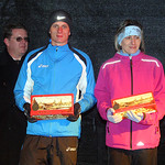 Ivana Sekyrová doběhla v roce 2010 na čtvrtém místě celkového pořadí a vytvořila traťový rekord závodu žen, foto: Marek Řízek