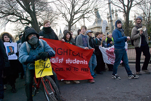 Brighton Students Against Cuts 1