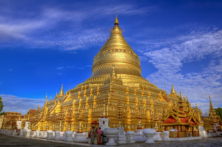 The Golden Shwezigon | by ZawWai09
