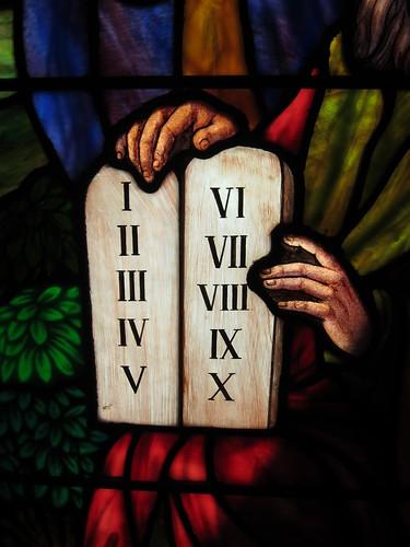 The 10 Commandments | by @jbtaylor