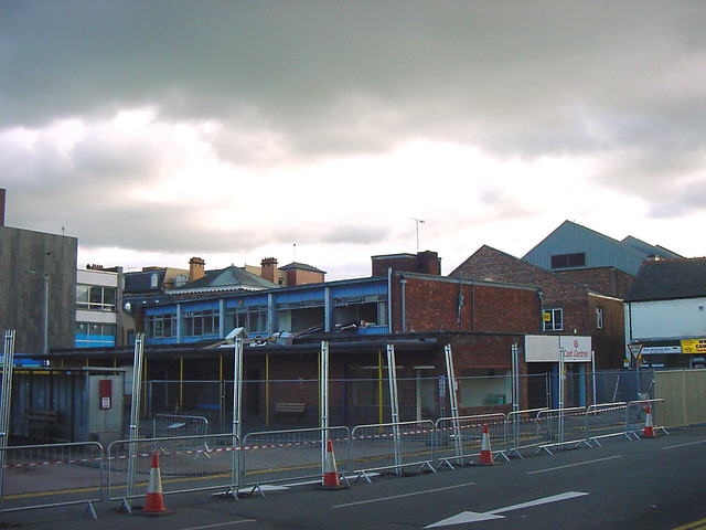 King Street Bus station 9