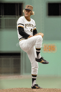 1976 Jerry Reuss Pittsburgh Pirates 3