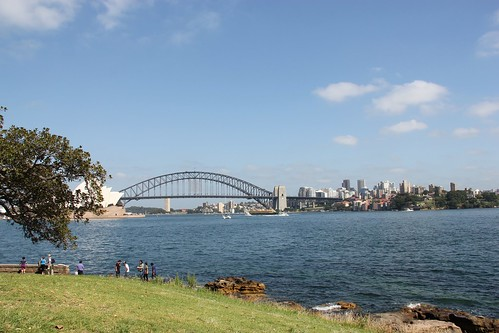 Sydney Harbour from Mrs. Macquarie's chair | by avilasal