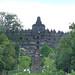 Borobudur vyfotíte celý jen ze vzduchu, foto: Petr Nejedlý