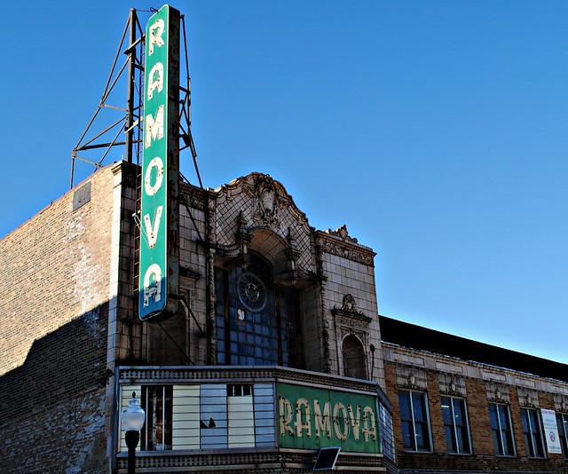 Ramova Theatre Bridgeport, Chicago