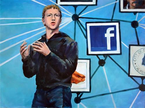 Zuckerberg: The Facebook Guy, From CreativeCommonsPhoto