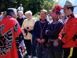 Indigenous - Ken Hall and Sami