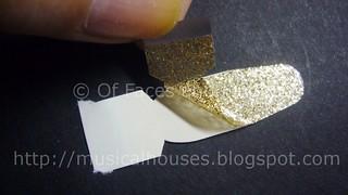 incoco nail strips 24 karat 3 | by musicalhouses