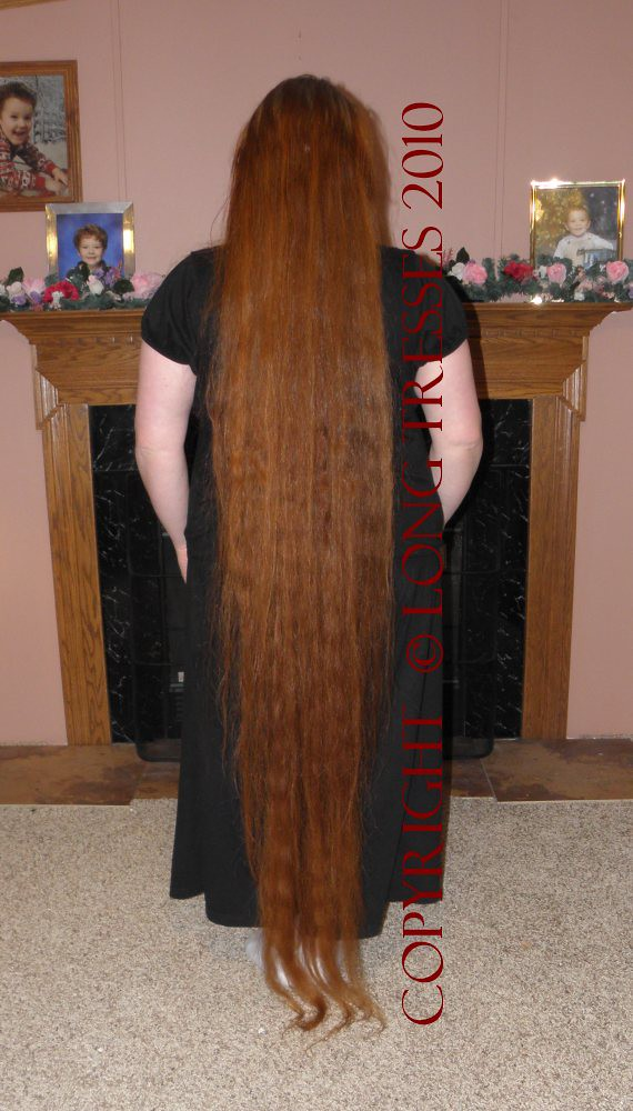 Floor Length Hair In Front Of The Fire Place Samantha Craig Flickr