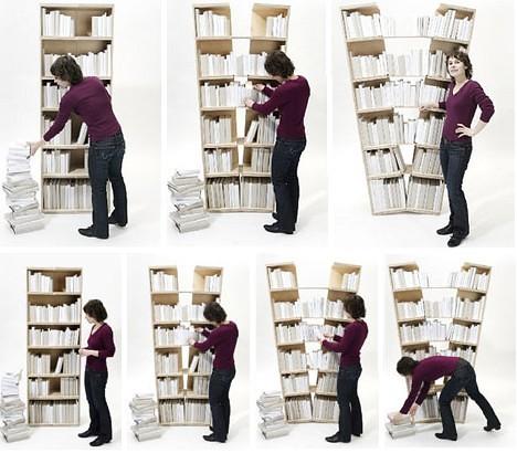 Platzhalter Expandable Bookcase 2