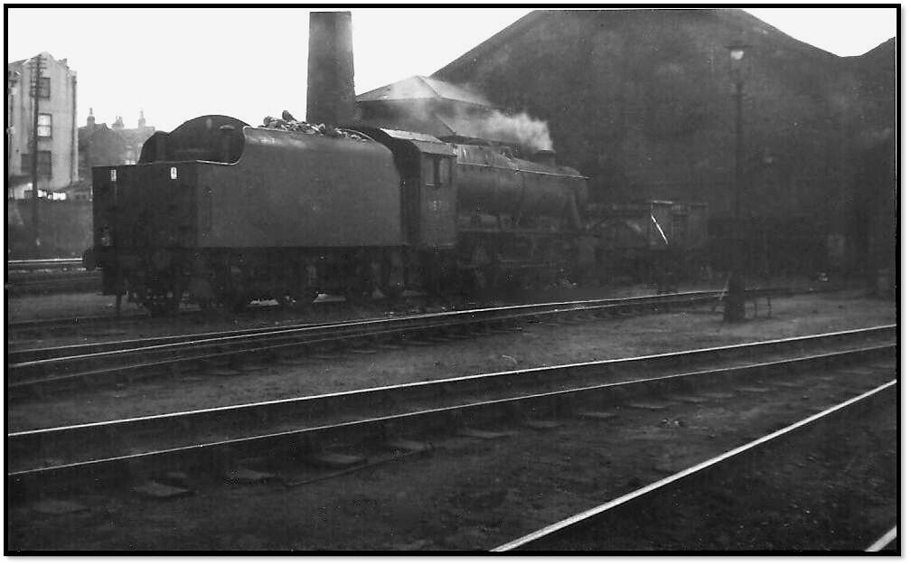 48751 Last foreign engine on Barrow Road Shed