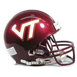 VirginiaTech Football Helmet | by Hokie Nation