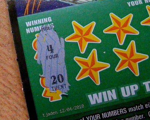 Winning Numbers 4 20