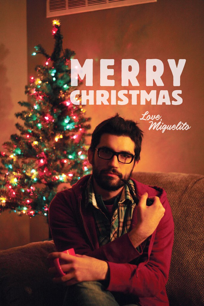 Single At Christmas.Single Mans Christmas Card Miguel Camilo Flickr