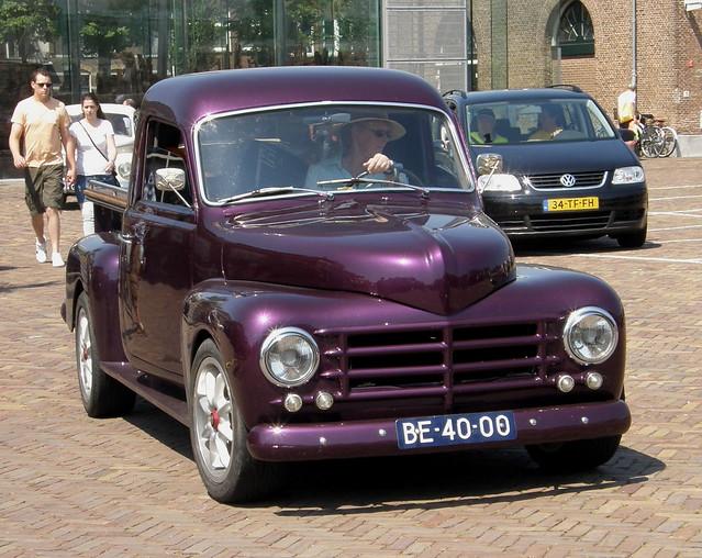 1968 Volvo Pick Up