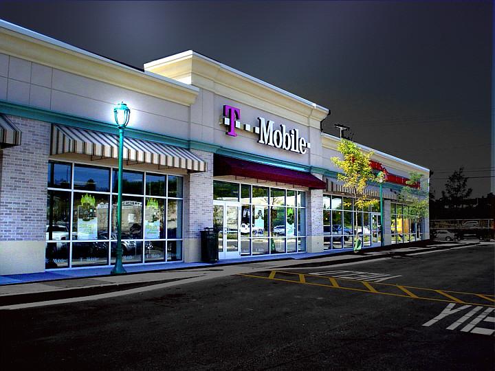 Shopping Mall -Hoffman Awning-Baltimore