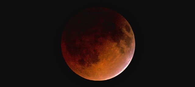 Lunar Eclipse - Blood Moon