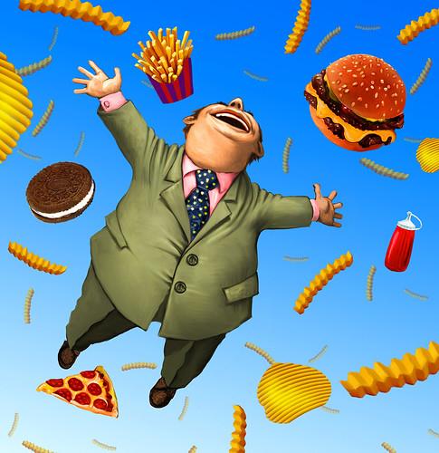 junk food | by Rafael Edwards