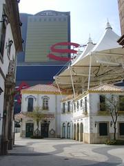 1245 Macau - Fisherman's Wharf