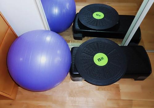 Exercise Equipment   by www.metaphoricalplatypus.com