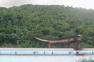 Ocho Rios - Conveyor Belt at Reynolds Pier
