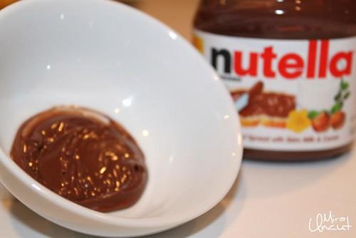 Molecular Banana Nutella | by MiraUncutBlog