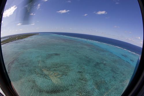 tour aerialview helicopter caymanislands grandcayman caribbeansea fisheyelense caymanislandshelicopters