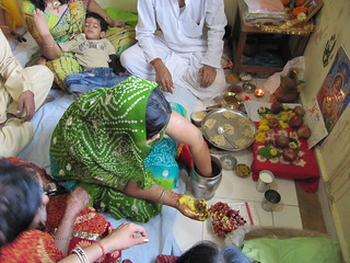 Arm disappearing in Pooja | by everlutionary