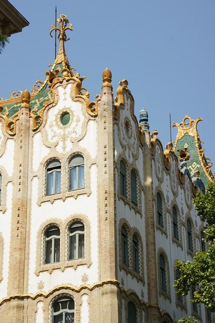 Budapest - Postatakarékpénztár (Royal Postal Savings Bank)