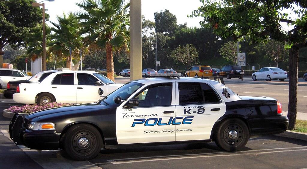 Torrance Police K-9 | CODE 4 | Flickr