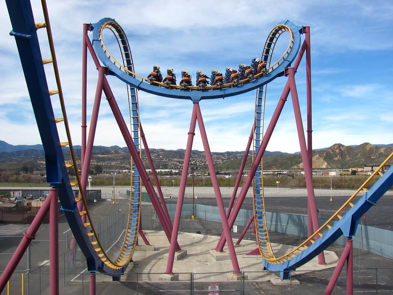 Six Flags Magic Mountain 198