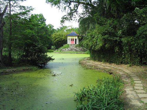 island temple louisiana buddha tabasco avery pavillion newiberia averyisland