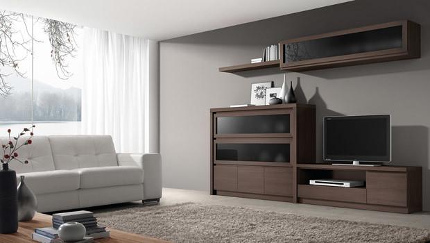 Muebles modernos salon