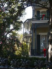 金, 2010-12-03 10:54 - Garden District, New Orleans