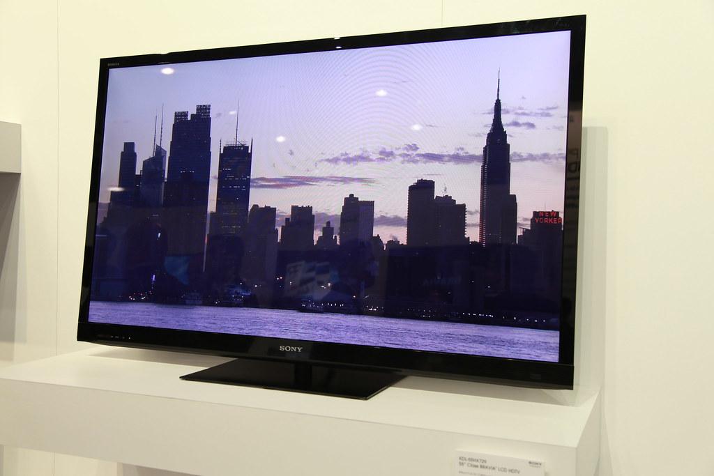 Sony Bravia LCD TV