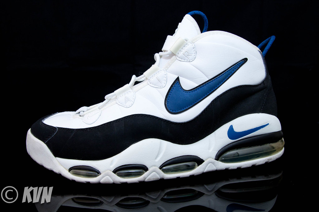 new concept fd8a6 85946 ... Nike Air Max Uptempo 95 Player Sample   by K-V-N