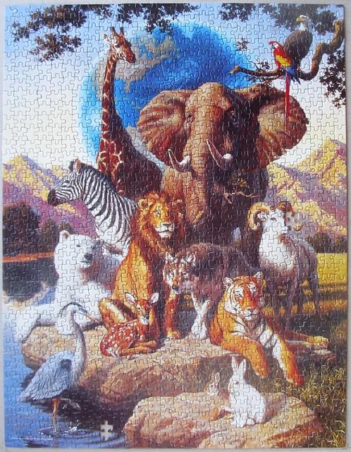 African Animals (James Himsworth)