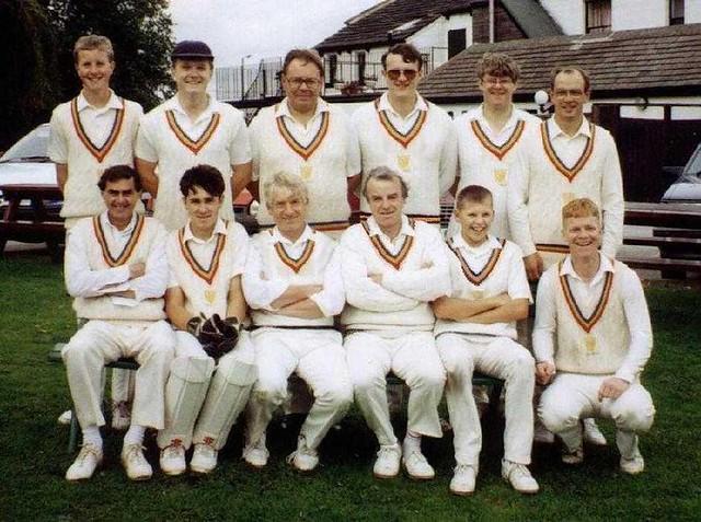 Cricket 1992 2nd XI