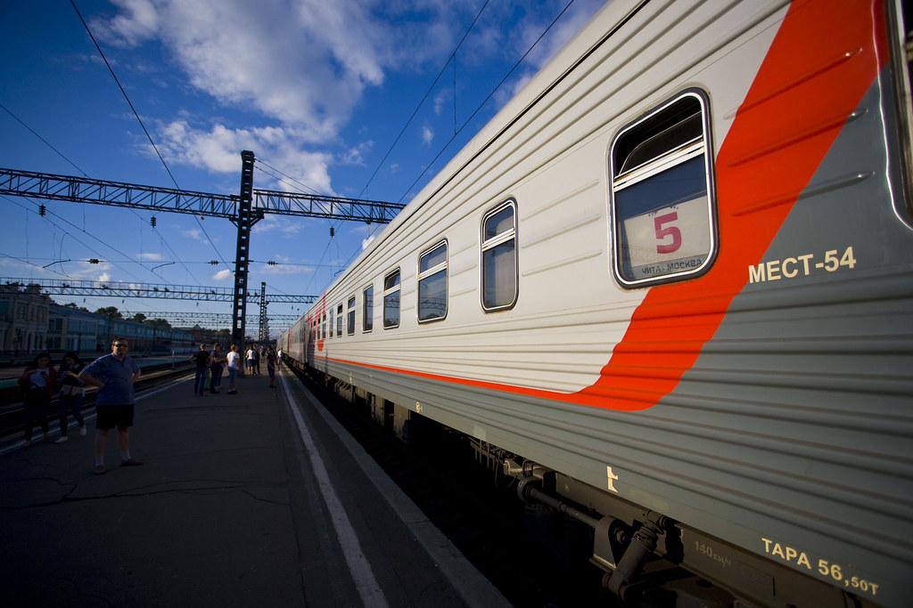 Tran-Siberian Railway