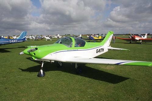 G-KITH Alpi Pioneer 300 [PFA 330-14510] Sywell 310814