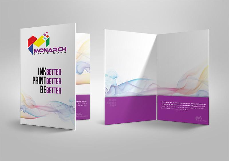 Monarch Pocketfolder