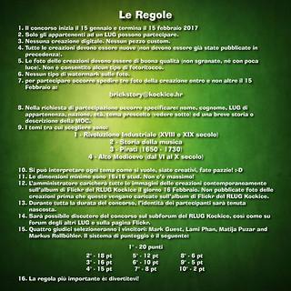 Brickstory 2017 - Le Regole | by RLUG Kockice