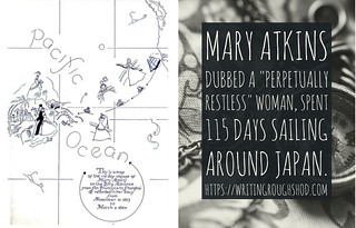 MARY ATKINS #100travelHERS | by sandrakaybee