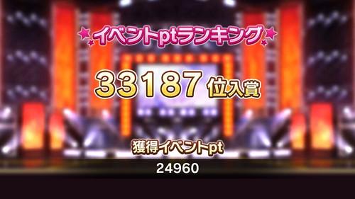 33187位 24960pt