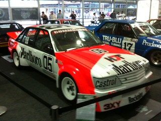 1984 Holden VK Commodore Group C - Outright winner 1984 James Hardie 1000