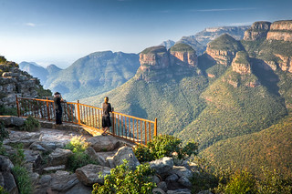 Three Rondavels View at Blyde River Canyon - South Africa | by Jonohey
