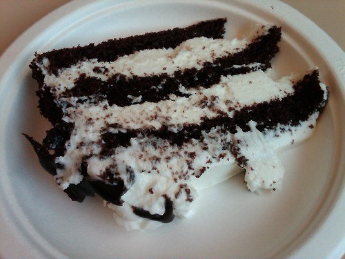 Cake from Crumbs Bakery