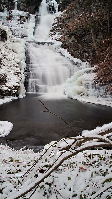 Raymondskill Falls, PA