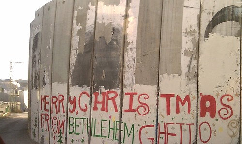 """Merry Christmas from Bethlehem Ghetto"" 